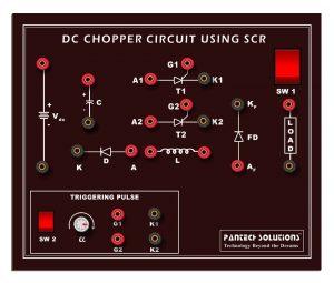 DC Chopper Using SCR