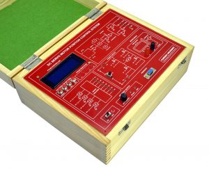 DC position control system using PID