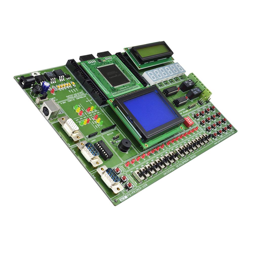 Cyclone III FPGA Development Board