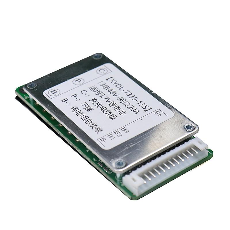 13S 48V 20A Li-ion Battery Protection Board