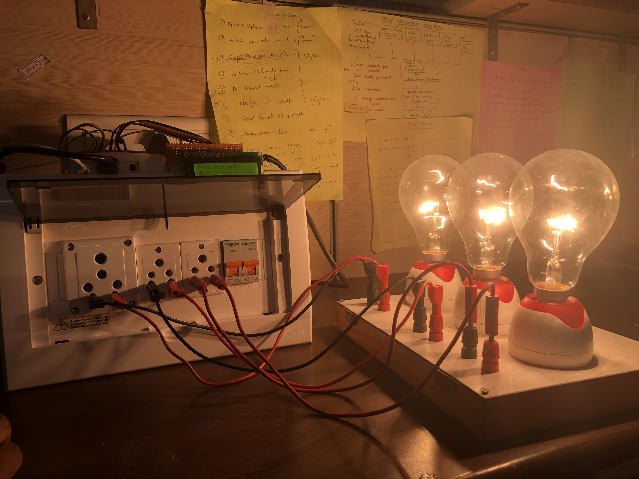 Real-Time Power Management Using Raspberry pi