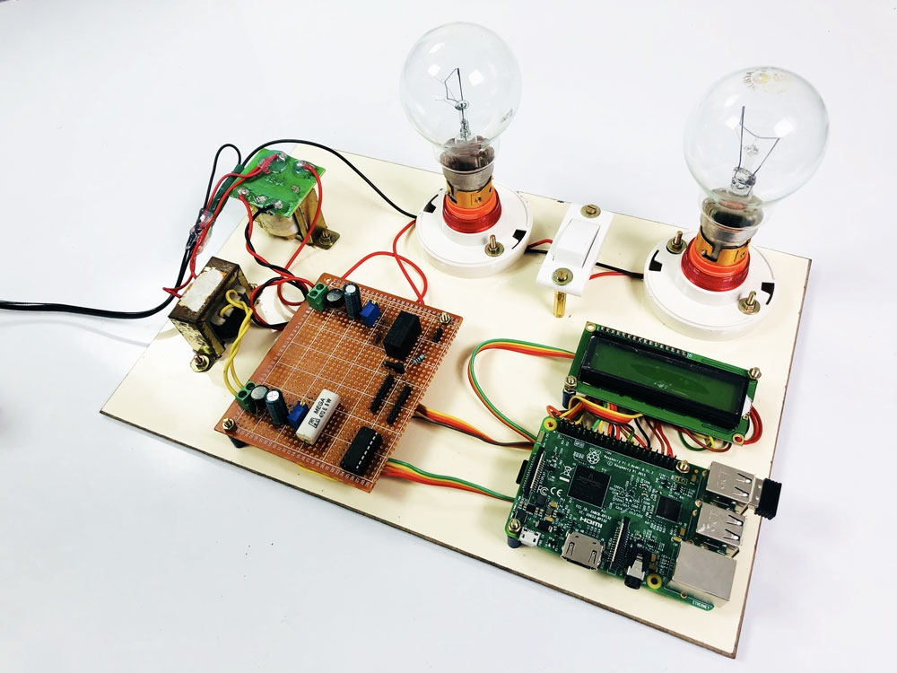 IoT enabled Power Theft Identification using Raspberry PI
