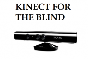 Object Identification and navigation for blind people using Kinect sensor