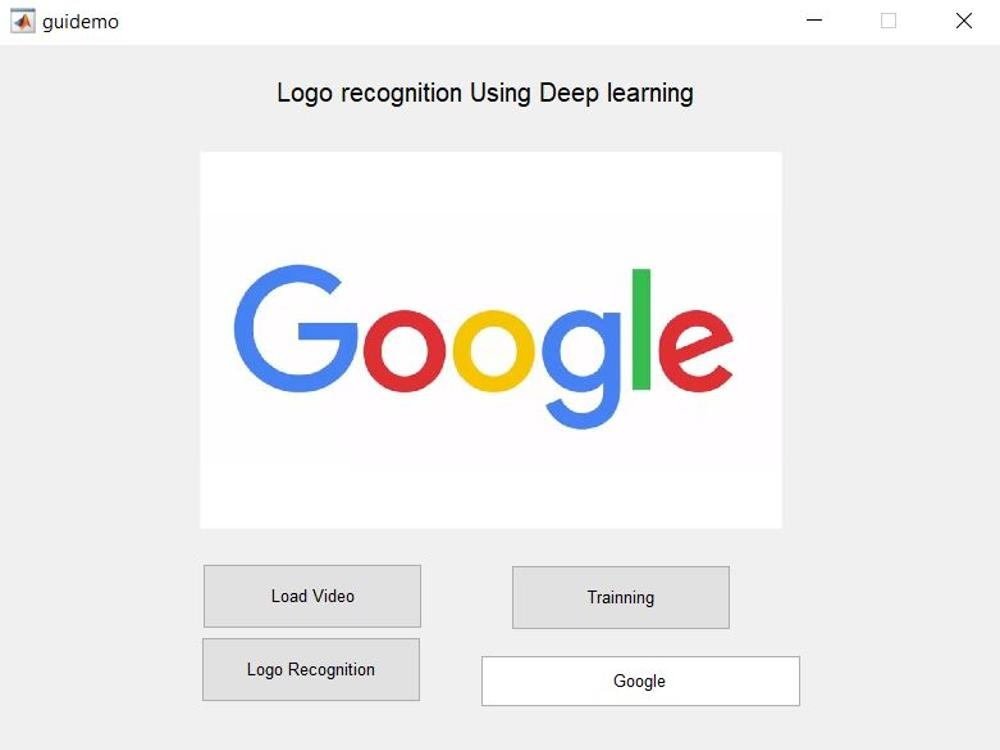 Logo Recognition using Deep Learning -Matlab