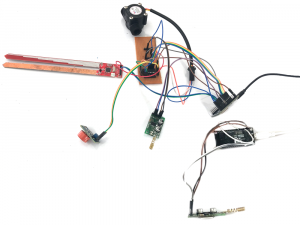 Industrial Environment Monitoring System using Lora