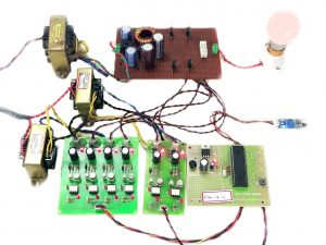 Automatic Street Light Intensity Control Using High Boost Dc To Dc Converter