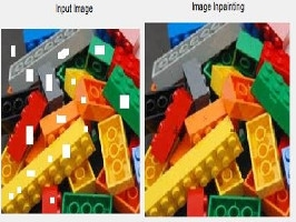 Matlab Code for Image Inpainting – Image Processing Projects
