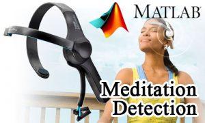 Matlab code to read Meditation using Mindwave Mobile