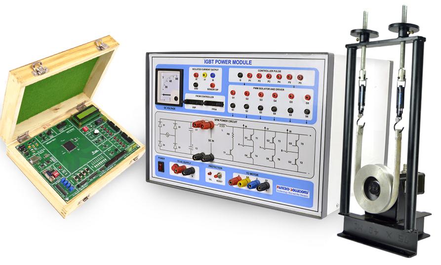 PMSM Motor Control Trainer Kit