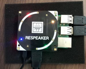 Google Voice Assistance using Re-speaker with Raspberry Pi