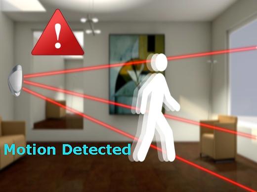 Matlab code for Real Time Motion Detection