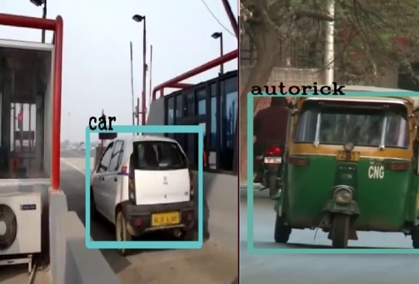 Real Time Vehicle Classification And Localization Using Edge Computing-AI Projects- Jetson nano Projects