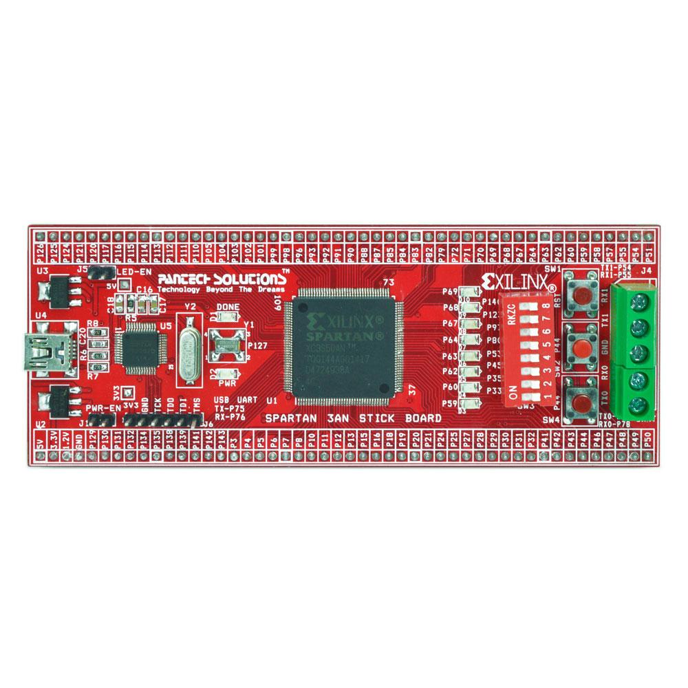 Spartan3AN FPGA Project kit