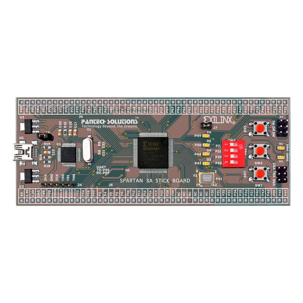 Spartan3A Project Board