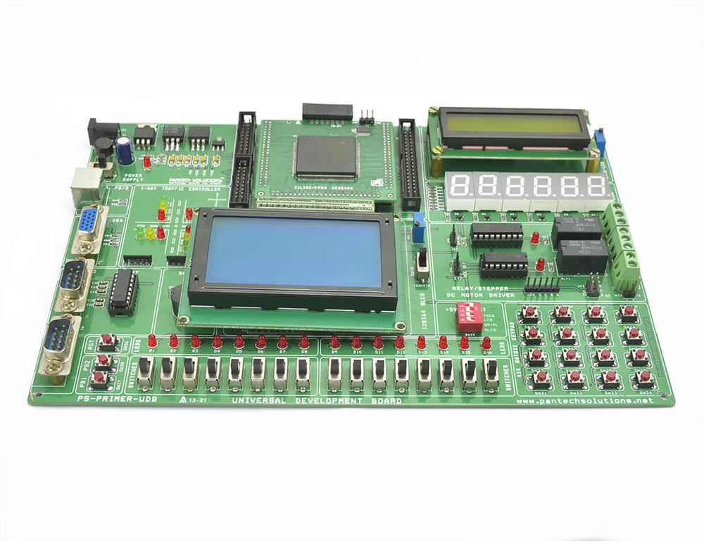 Spartan3 FPGA Development Board