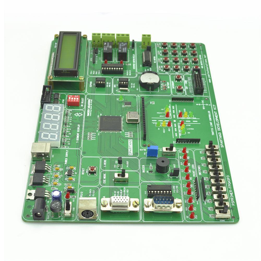 Spartan3 XC3S200 FPGA Development Board