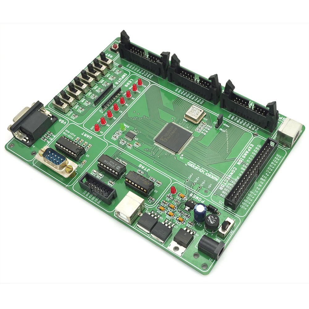Spartan3 FPGA Starter Kit