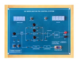 Speed Control of DC Motor with eddy Current Load