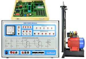 Switched Reluctance Motor Control Development Kit