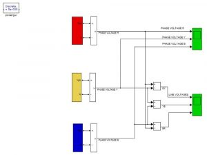 3 Phase Cascaded Seven Level Inverter using Matlab Simulink