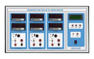 Transfer Function of DC Servo Motor