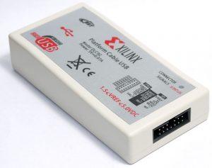 Xilinx platform usb download cable